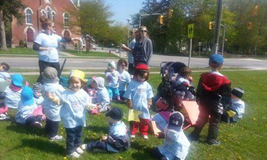 Annual Kids Helping Kids Walkathon