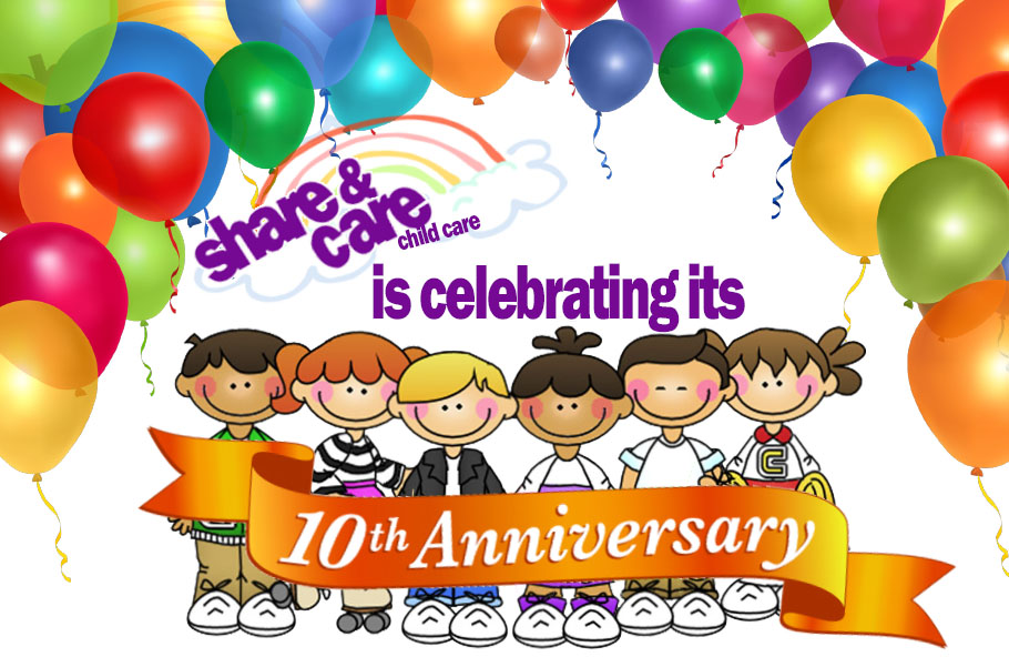 Share & Care celebrates its 10th anniversay